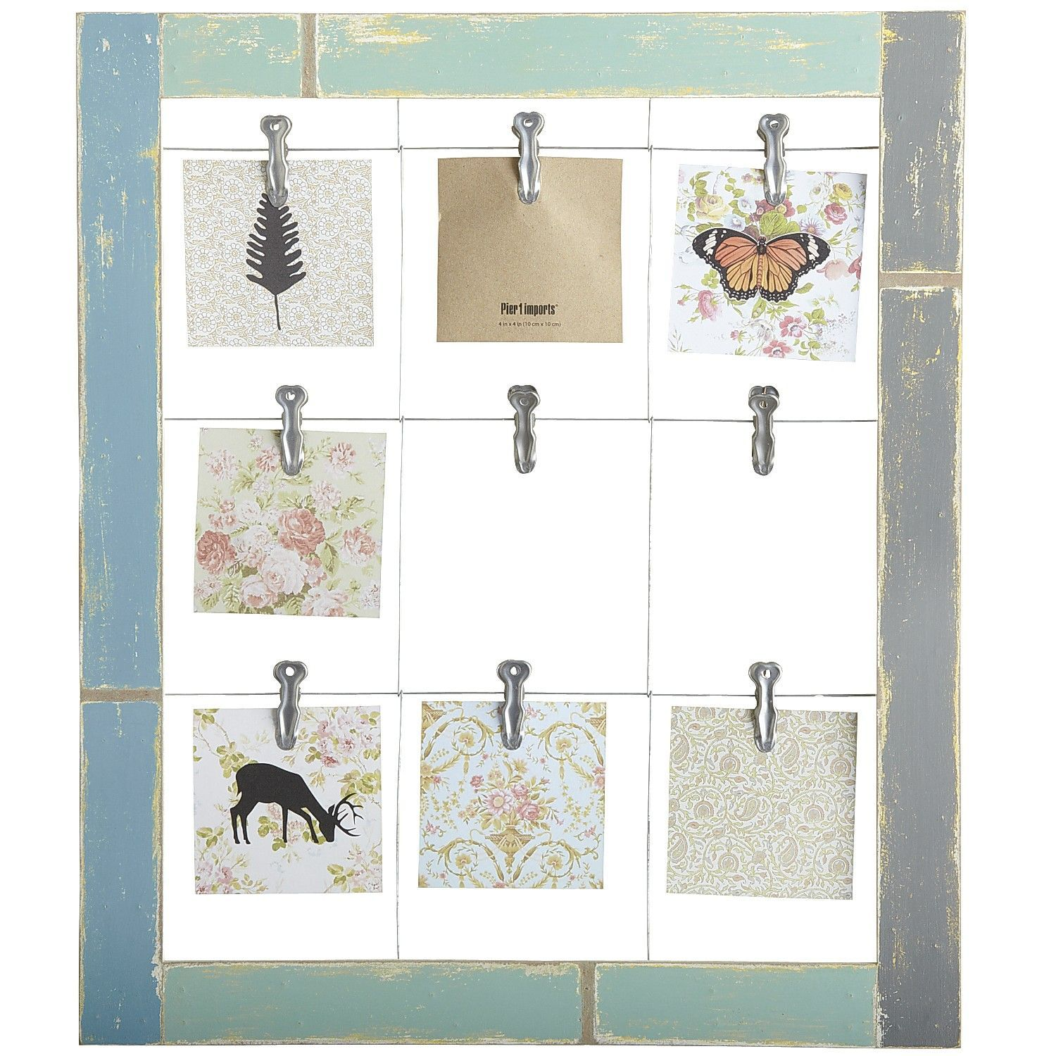 vintage window clip frame totally need this for my office or so e where - Window Clip Frame