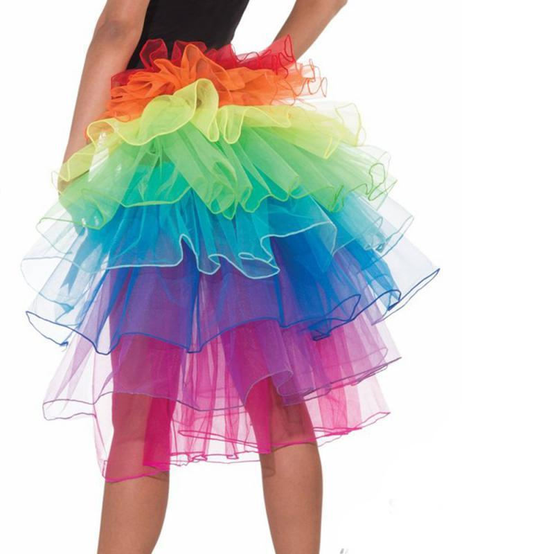 9da2bee5e Unicorn Rainbow Tail Tutu   BD - Unicorn   Bustle skirt, Skirts ...