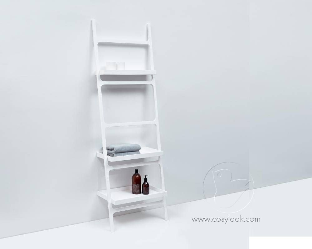 Decoratie Ladder Badkamer : Houten decoratie trapje houten decoratie ladder landelijk wonen