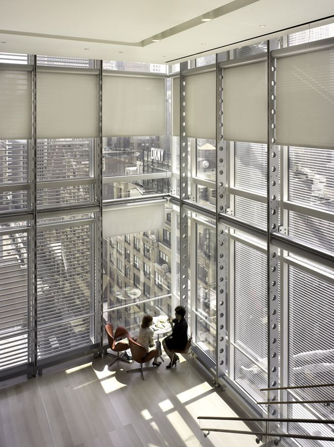 View Full Picture Gallery Of New York Timesheadquarter Renzo Piano Building Architecture Details