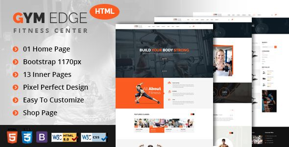 GYM Edge - Gym & Fitness HTML5 Responsive Template . GymEdge | One Designs Personal Home Gyms Html on personal training gym set up, personal training design, personal home library design, personal home gym equipment, personal trainer weight training,