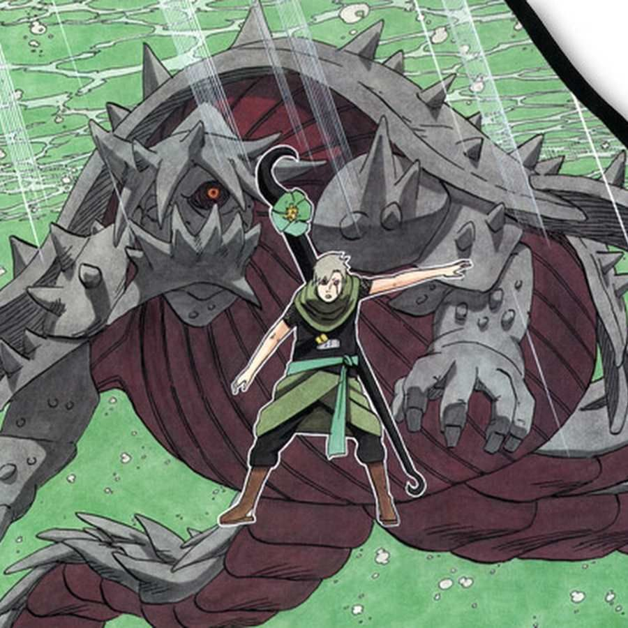 Yagura Karatachi | Naruto shippuden, Naruto and Anime Yagura Three Tails
