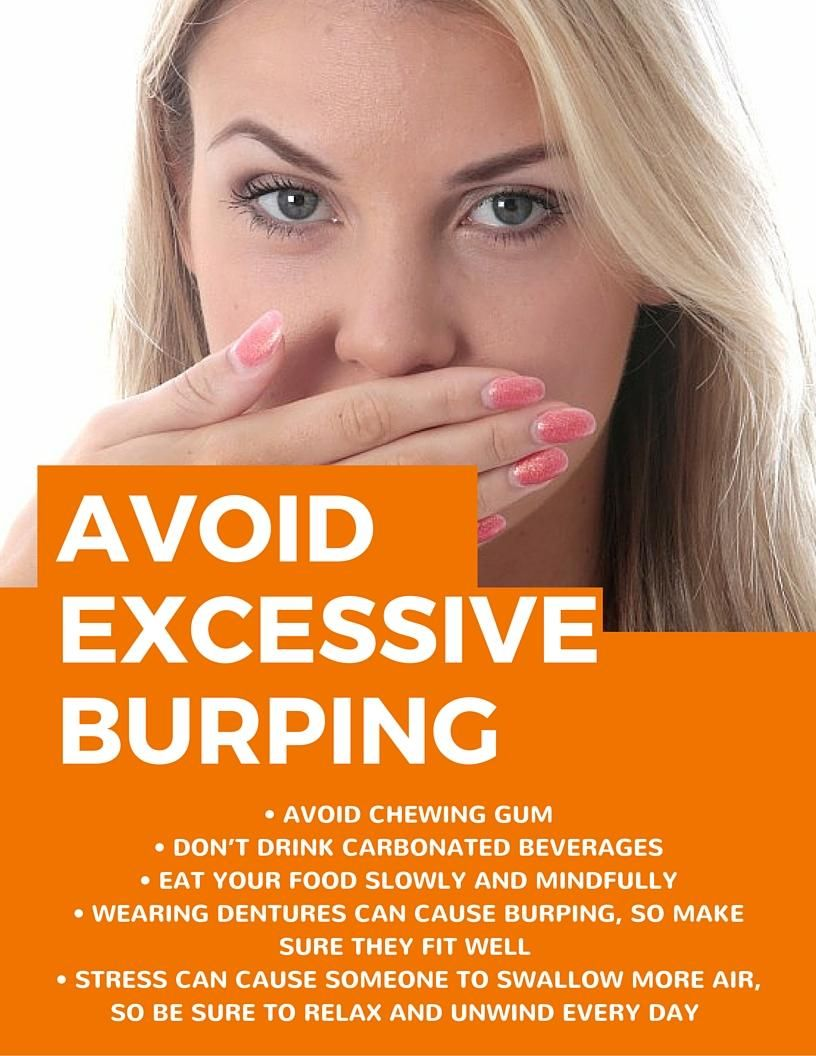 Tips to Avoid Excessive Burping | General Health | Excessive burping