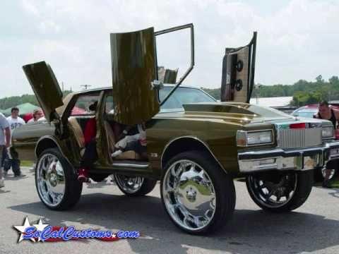 old school box to chevy |   90 Chevy Caprice impala boX
