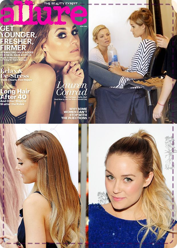 Lauren Conrad Hair Extensions Hair Styles Pinterest Lauren