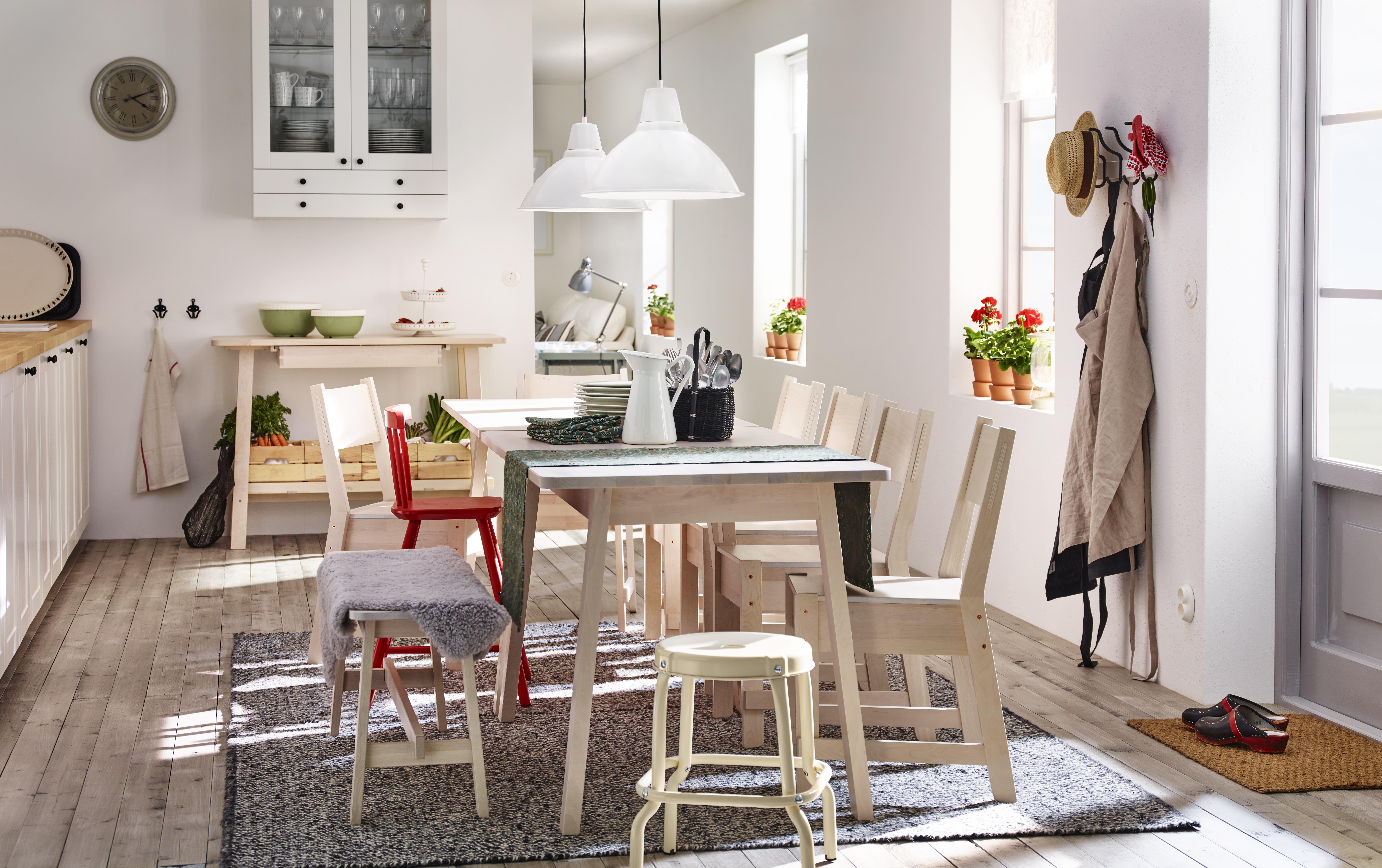 com - Compra tus Muebles y Decoración Online  Comedores blancos