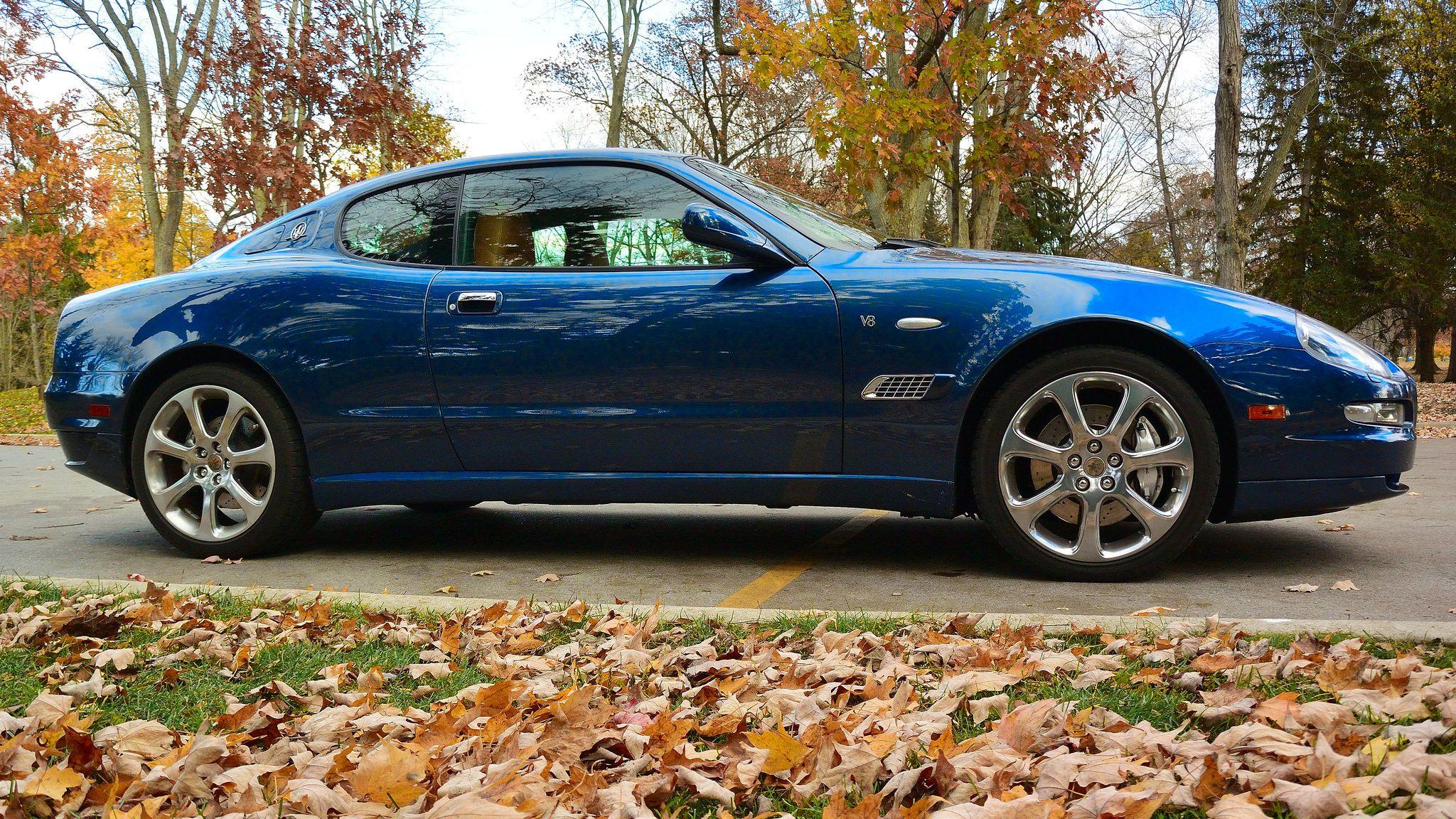 2005 Maserati Cambiocorsa Coupe | MASERATI | Pinterest | Maserati ...