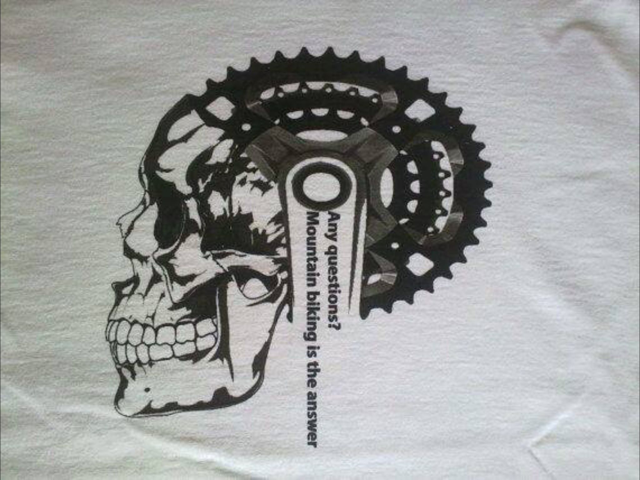 Chain Brain T Shirt Pinterest Brain Chains And Bicycling
