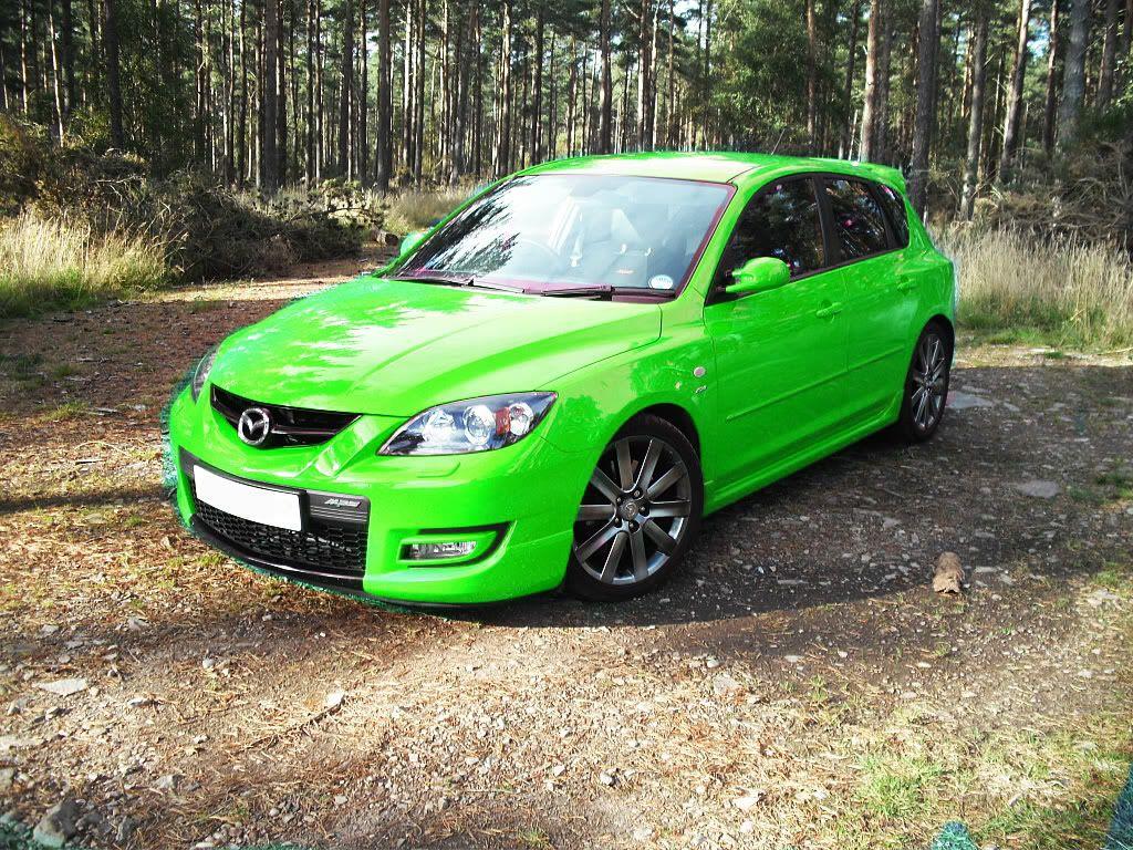 green mazda mps mazda mazda chang e and green