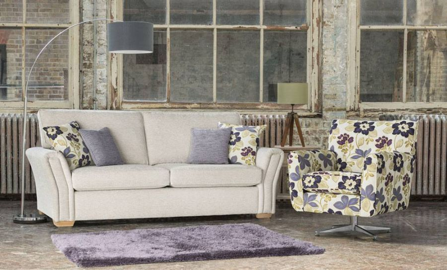 Alstons Venice Fabric Sofas For Sale   Ramsdens Home Interiors. View The  Range Of Our