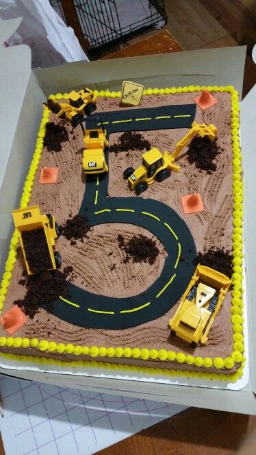 Tonka Truck Cake Tonka Truck Cake Trucks Birthday Party
