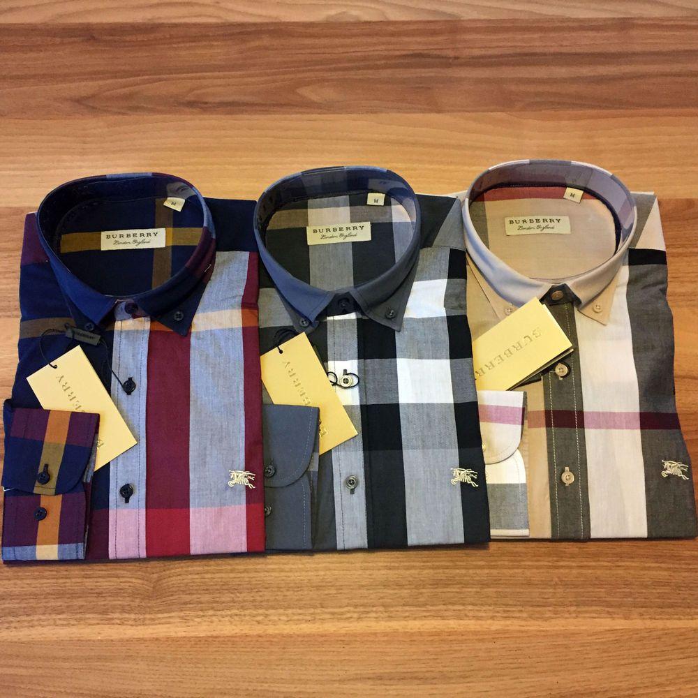 burberry shirt 4xl