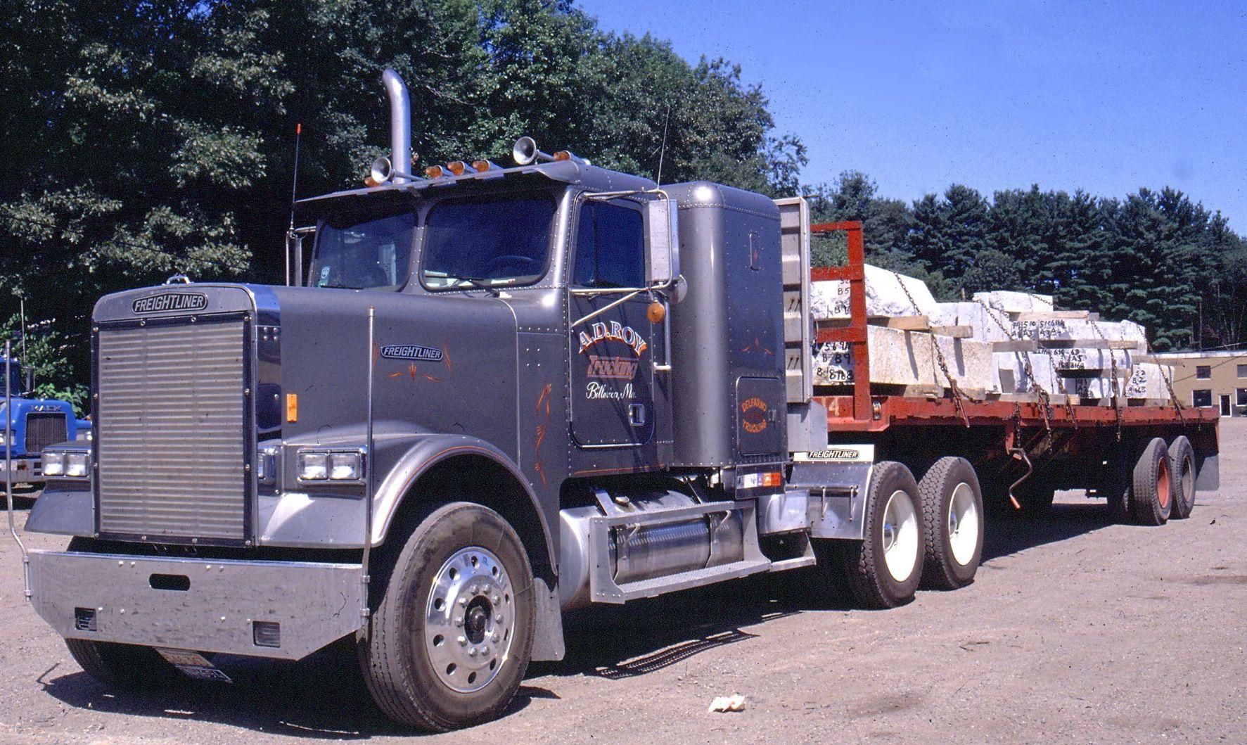 Good looking Freightliner. Freightliner, Big trucks