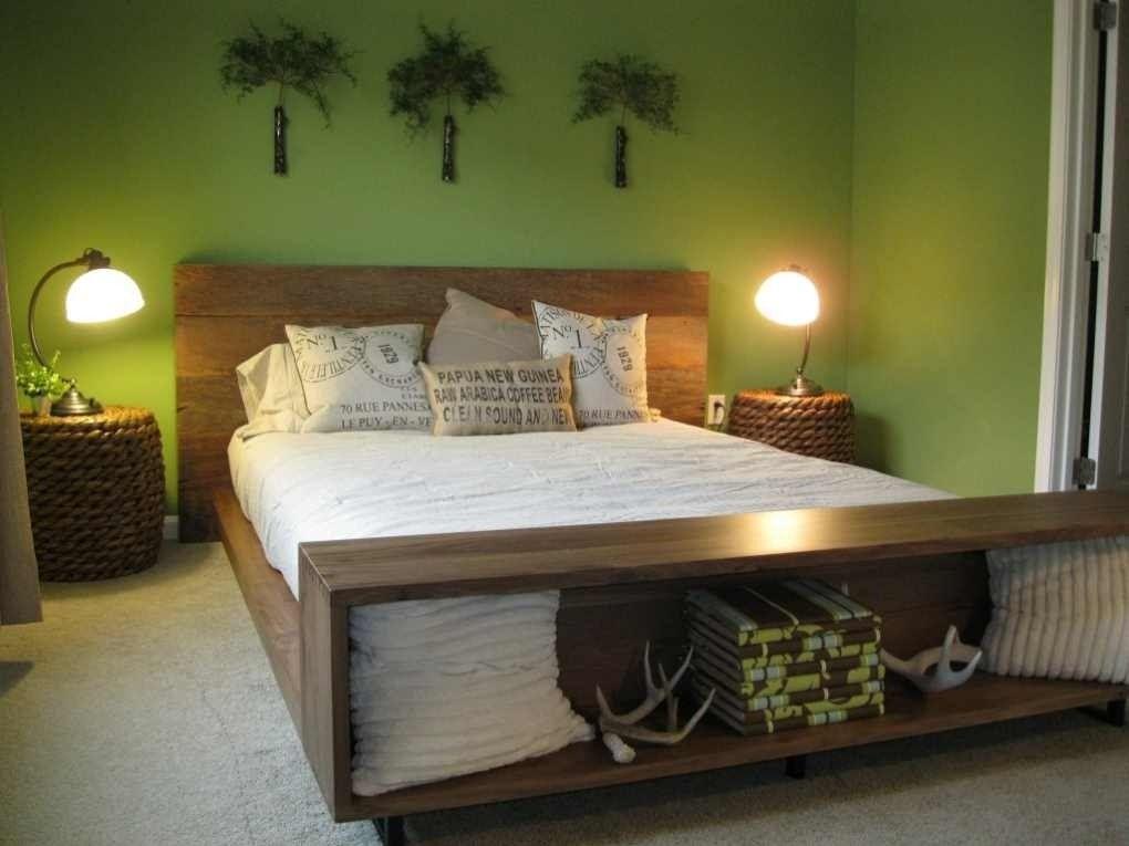 Green Bedroom Colors