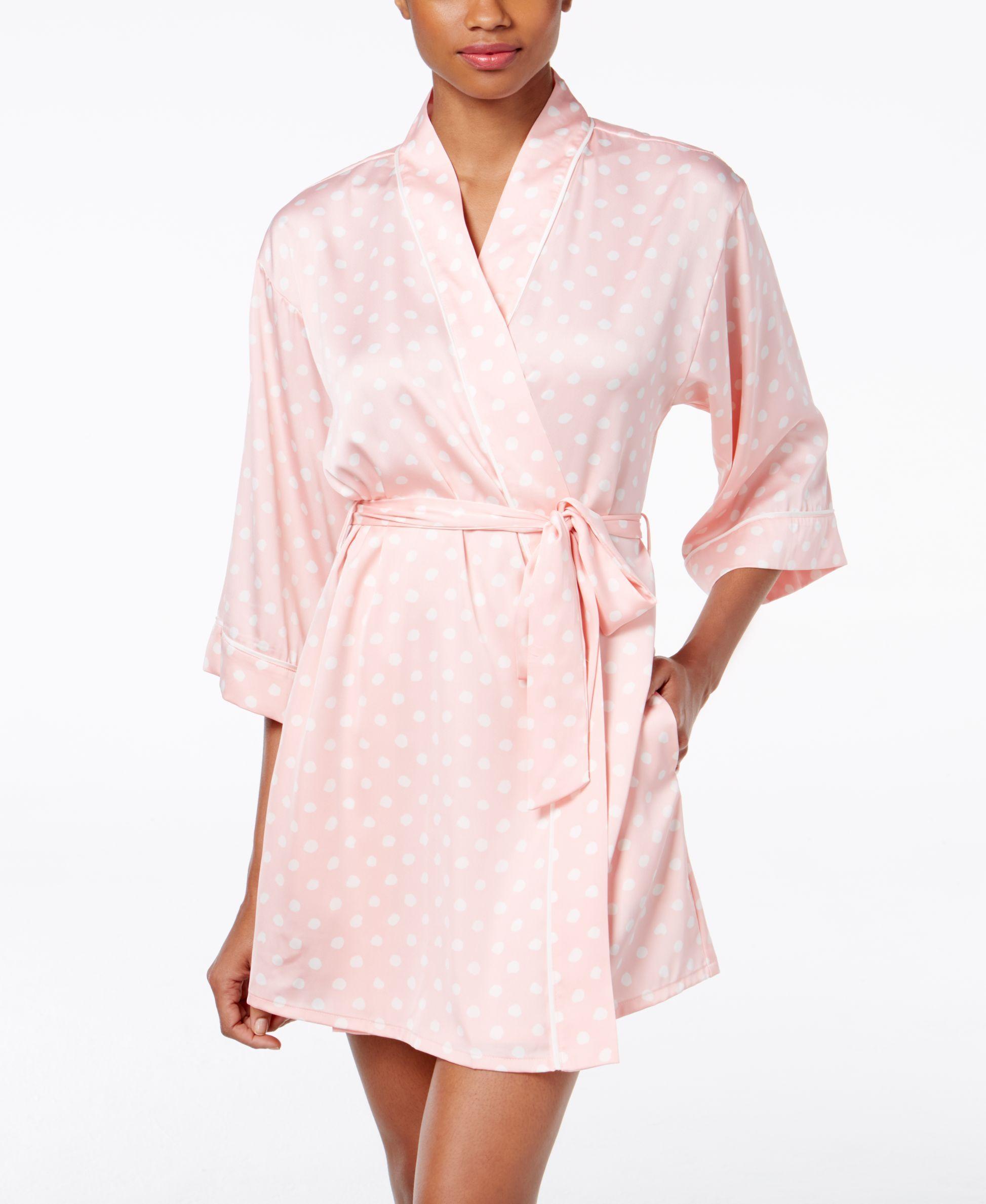 1ecea4bd17 kate spade new york Luxe Printed Robe - All Pajamas