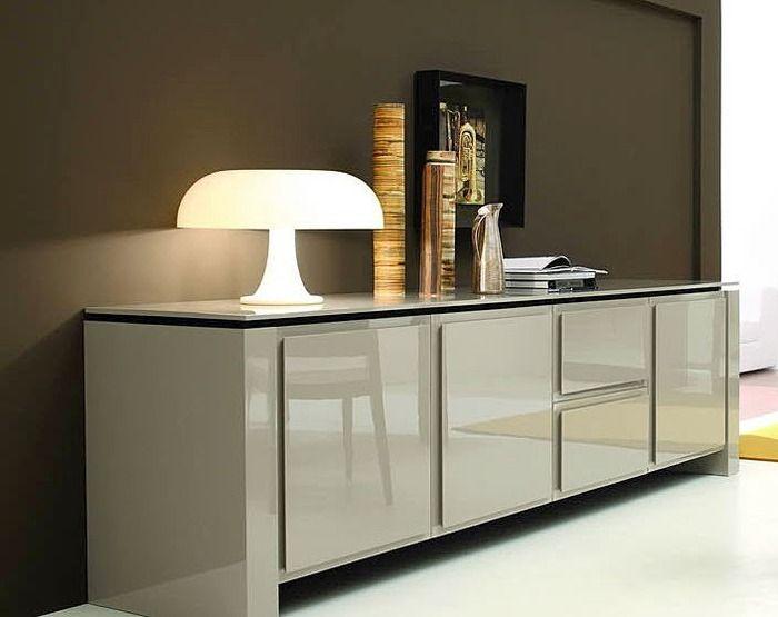 Credenza Para La Sala : Sala de estar com aparador móveis e decoração dicas para