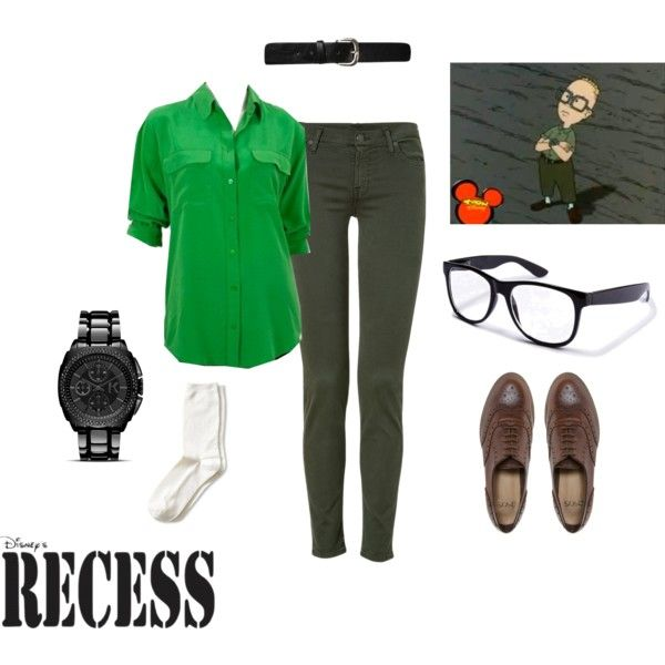 Recess Inspired: Gus Griswald