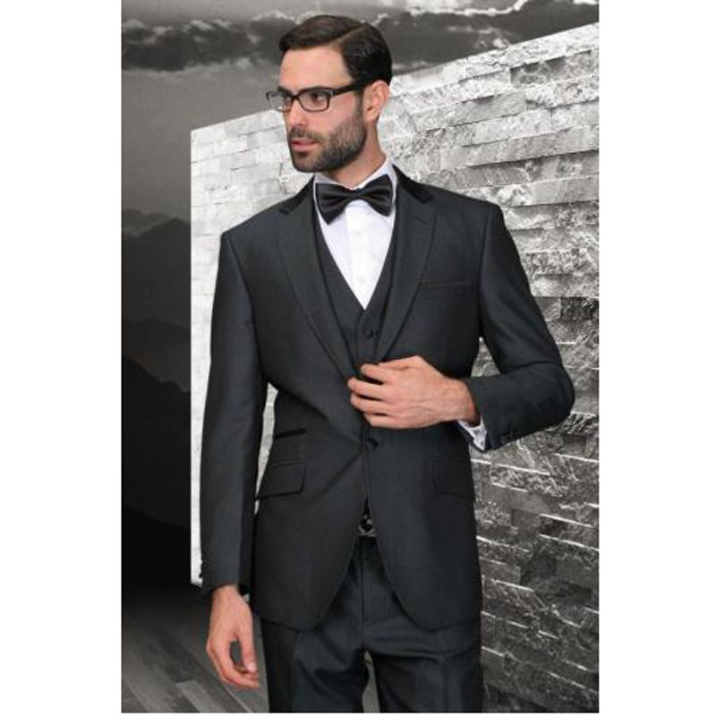Click to Buy << Custom Made Handmade 3 Piece Men\'s Slim Fits Suits ...