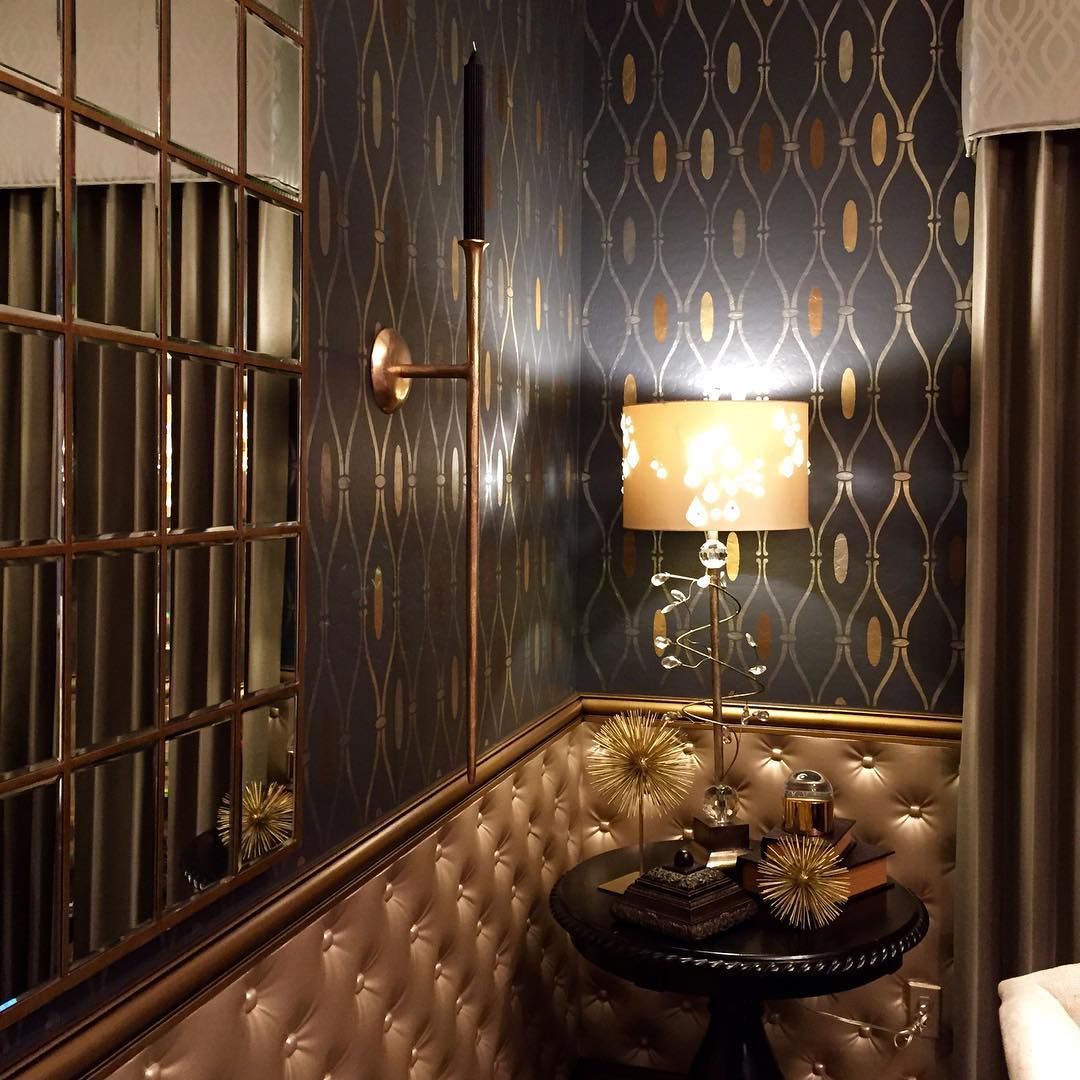 Fabulous and modern luxury for a dining room creative wall design fabulous and modern luxury for a dining room creative wall design painted the plaster button amipublicfo Gallery