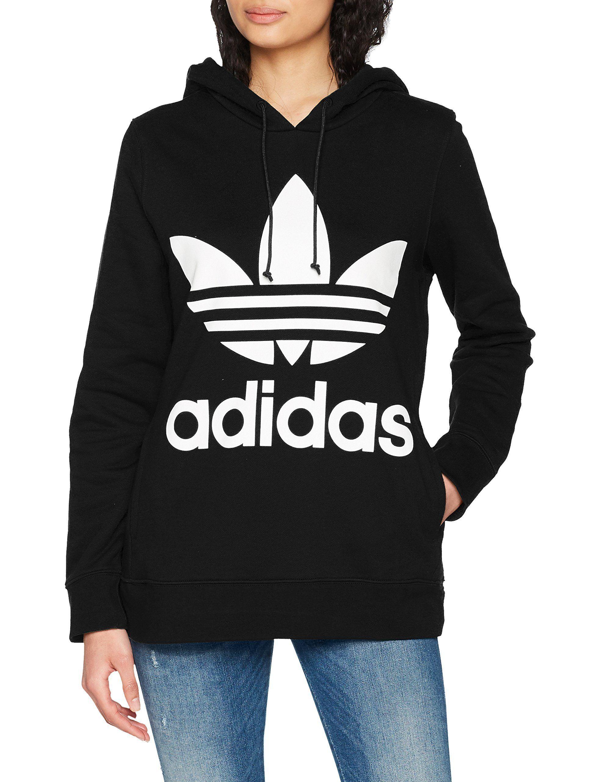 Adidas Women's Trefoil Hoodie | to buy again goods in 2019