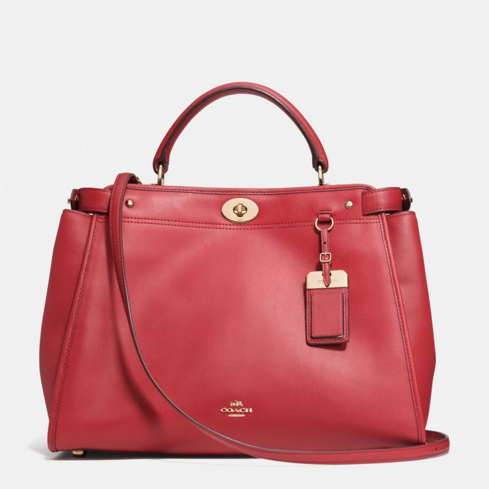 b98cbbe57ada8 The Gramercy Satchel In Leather from Coach - Love it!