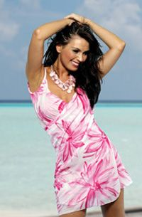 ca65446d36 The Saress® was designed as the ultimate solution to your perfect beach  dress. Awash with a stunning array of colours and patterns, the unique  fabric simply ...