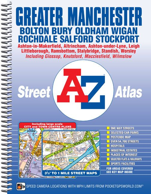 Liverpool Street Atlas,