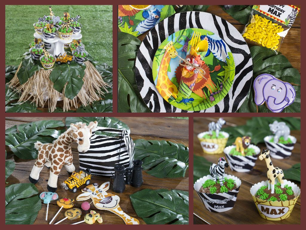 baby decorations ideas youtube brilliant party design decor jungle shower showers sensational safari