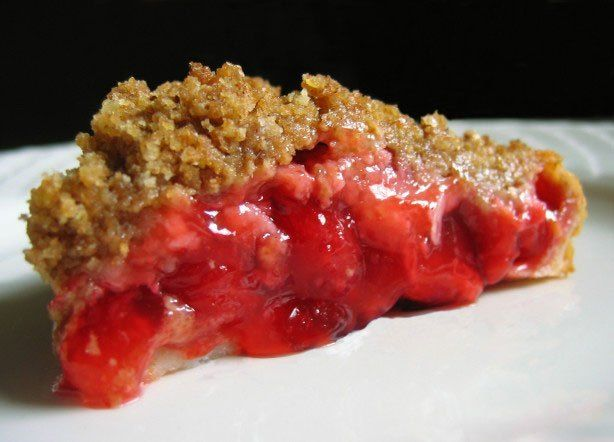 Impossible Cherry Pie - Foodgasm Recipes