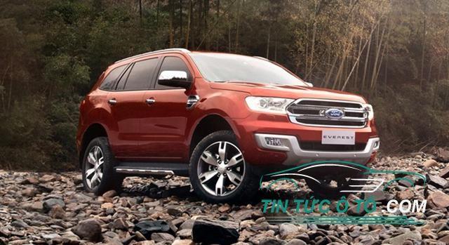 Cập nhật giá xe Ford tháng 6 - 2017 mới nhất tại Việt Nam
