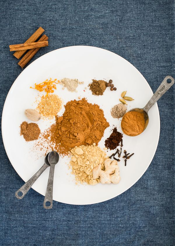 DIY Homemade Pumpkin Pie Spice Blend (Kicked Up a Notch