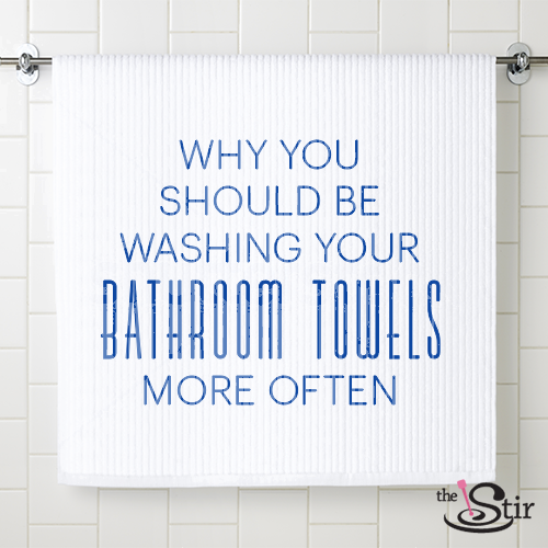 How Often Should You Wash Your Bathroom Towels With Images