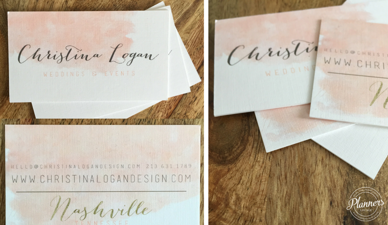 Premade Business Card Set For Photographers And Small Businesses Event Planning Business Cards Event Planner Business Card Event Planner Business Card Design