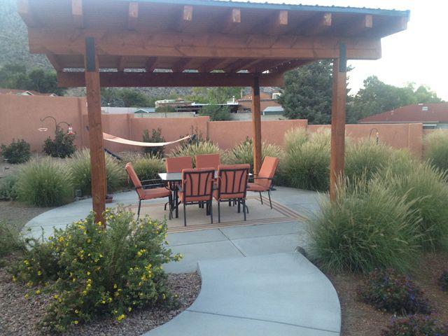 New Mexico Landscaping Yardman Landscaping in Albuquerque Garden