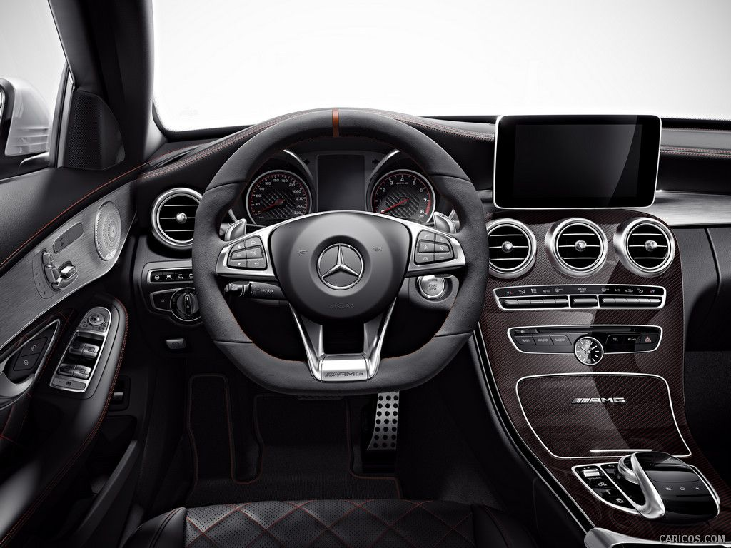 2015 Mercedes Benz C63 Amg Edition 1 Wallpaper Mercedes Benz C63
