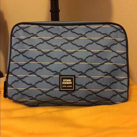 Estée Lauder Cosmetic Bag ~ Brand New  Blue Estée Lauder Cosmetic Bag ~ Brand New.  Estee Lauder Bags Cosmetic Bags & Cases
