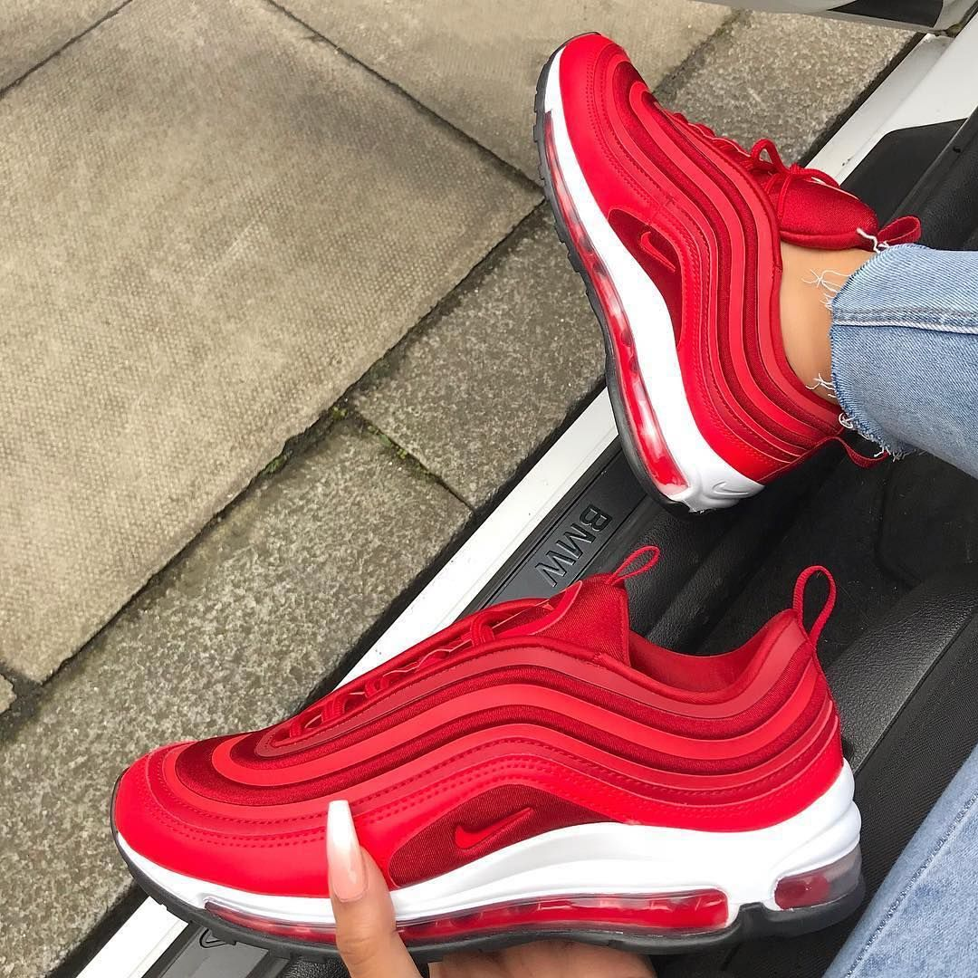 b2aaff790c36 Nike Air Max 97 Ultra  17 – Gym Red   Sneakerhead   Shoes, Sneakers ...