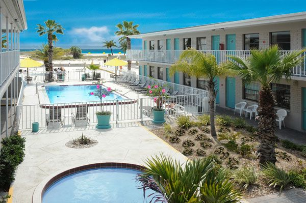 Thunderbird Hotel St Pete Beach The Best Beaches In World