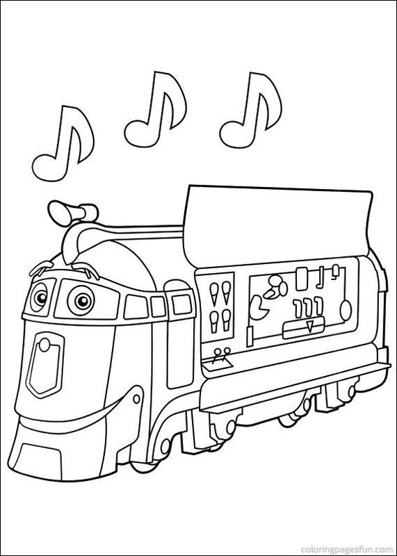 Chuggington Coloring Pages 12 | remember | Pinterest | Colores ...