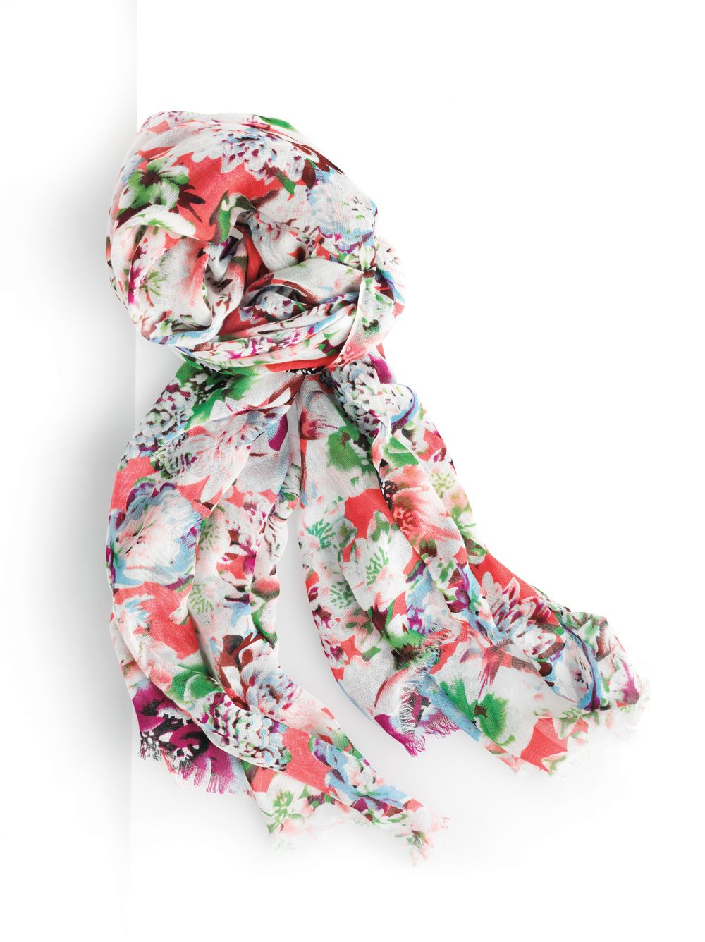 378069bd979 Spring-ready scarves from Simply Vera Vera Wang.  Kohls