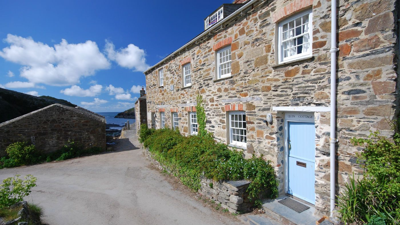 Quin Cottage Holiday cottage, Cornwall cottages, Cottage
