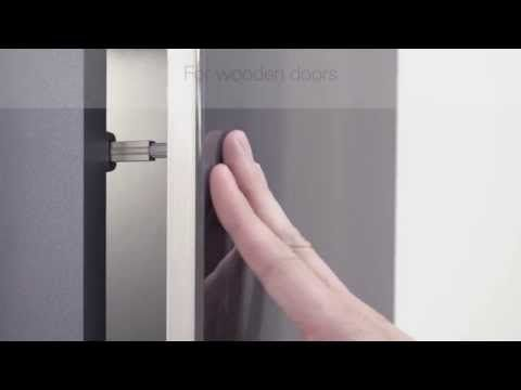 Titus Push Latch Push Opening System For Doors And Drawers