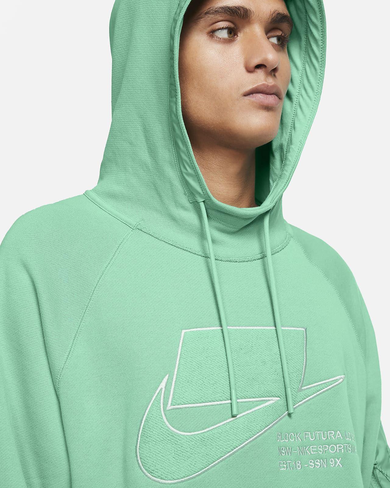 Nike Sportswear Nsw Men S Pullover Hoodie Nike Com Hoodies Men Pullover Hoodies Pullover Hoodie [ 1600 x 1280 Pixel ]