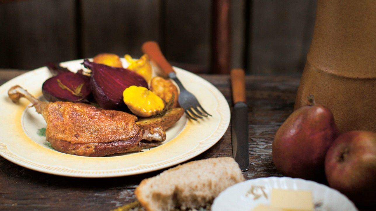Cuisses de canard confit recipe - Cuisiner cuisse de canard confite ...