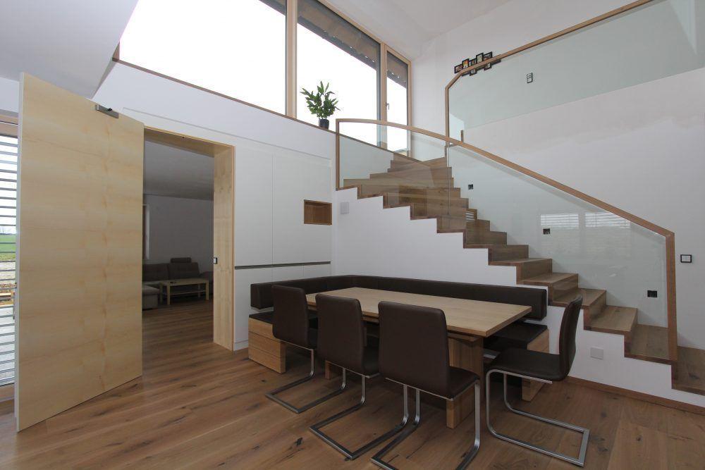 Doppelflügeltür Wohnzimmer ~ Esszimmer in weiß mit versteckter tür zum wohnzimmer esszimmer