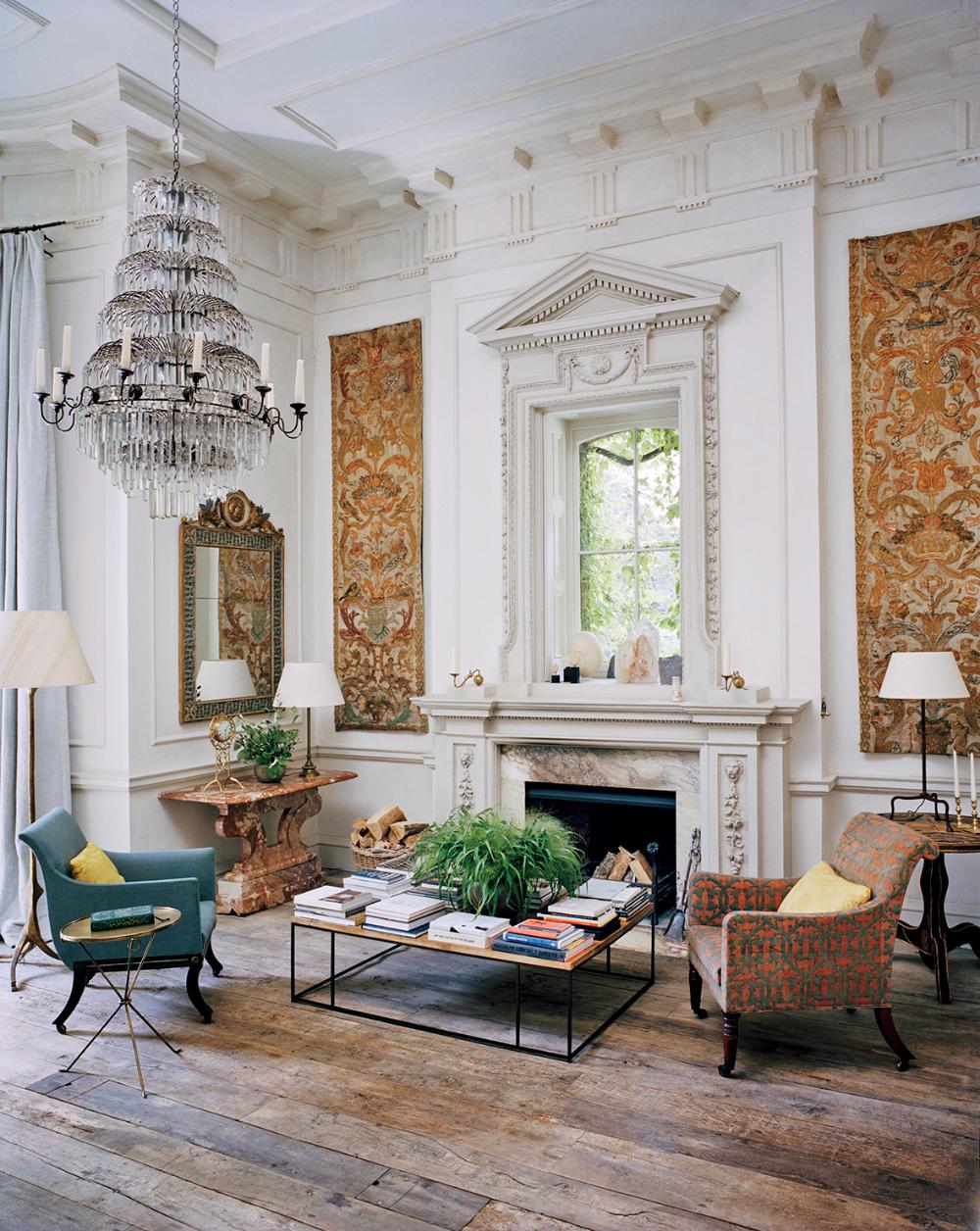 Interior Designer Pimlico Rose Uniacke Indian Home Interior