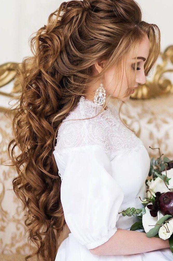 Wedding Hairstyles 2020 2021 Fantastic Hair Ideas Long Hair Styles Hair Styles Bridal Hair