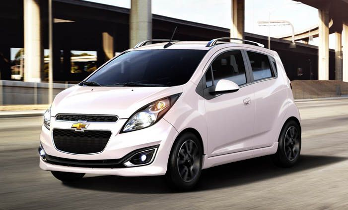 Gonna Get This Car Chevy Spark With Images Chevrolet Spark