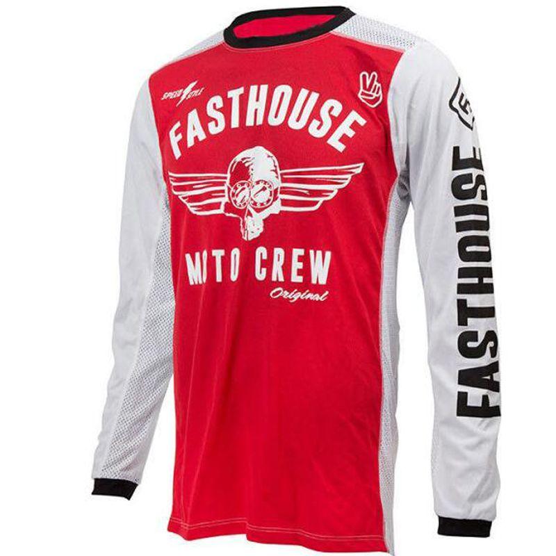 2017 original schwarz/blau/rot herren downhill trikots mtb mx dh motocross  bmx t-shirts mountain road camisa mtb clothing roupa