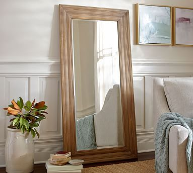 $799 Telluride Floor Mirror #potterybarn | nyc apartment ...